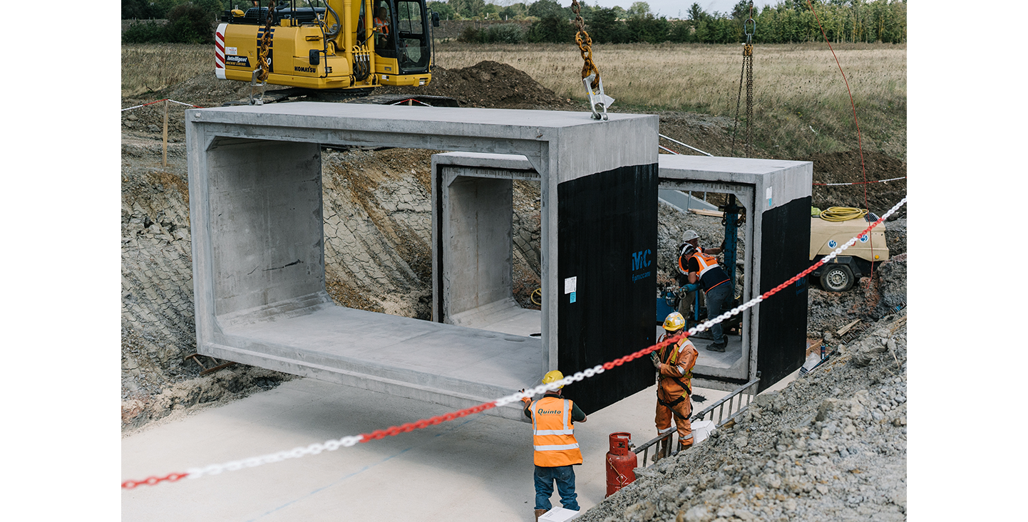 FP-McCanns-precast-box-culverts-installed-by-ECL-Civil-Engineering-at-the-Wixams-site