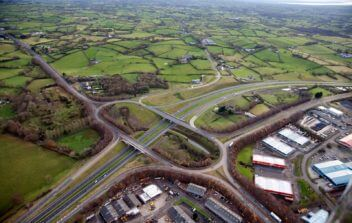 A26 Ballee Road East to M2 Ballymena Bypass Dualling
