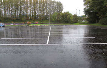 Upgrade to Car Parks Phase 2