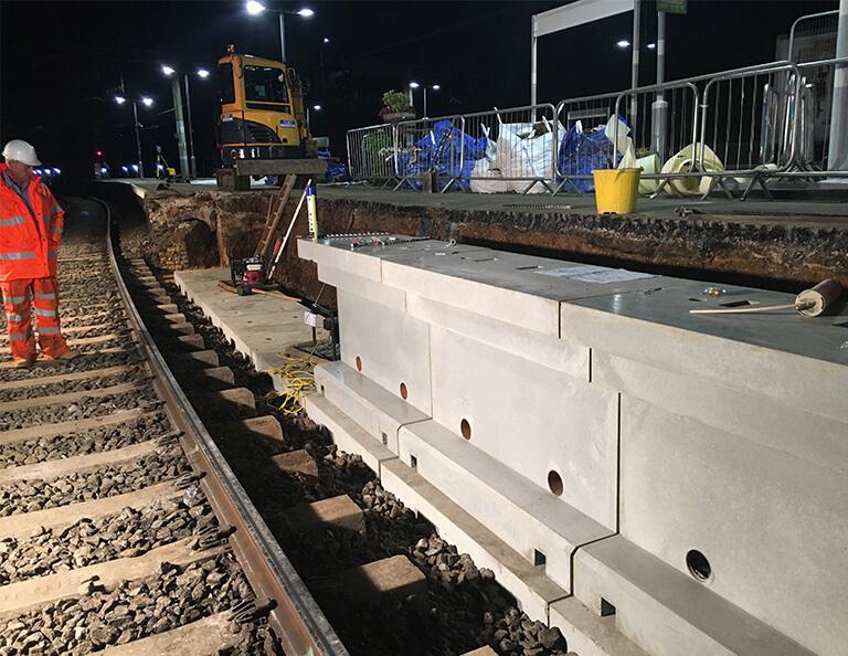 FP-McCann-precast-concrete-Witham-Station-Essex-Retaining-Walls